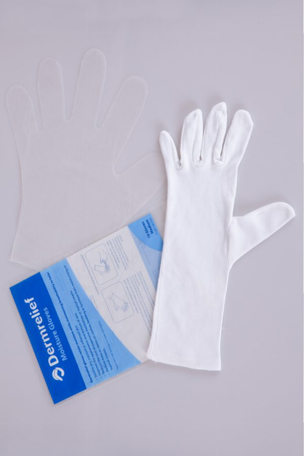 Dermititas Relief Gloves