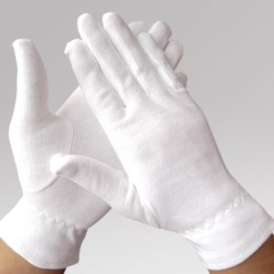 Dermrelief Cotton Gloves
